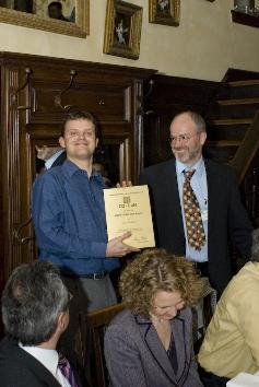 CO-LaN CAPE-OPEN award 2006